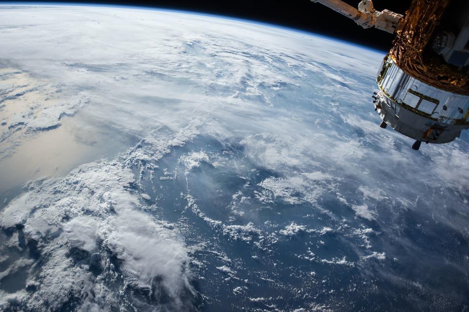 Satellite Companies Moving Markets Quandl Blog - Satellite picture of
